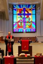 Parkway Ordination Sunday